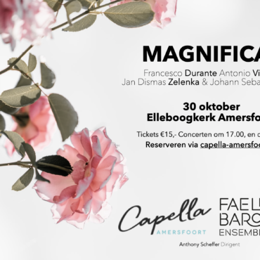 MAGNIFICAT – Bach, Durante, Vivaldi & Zelenka